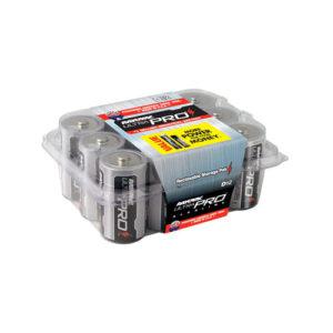 Rayovac ALD-12 Super Industrial Alkaline Batteries