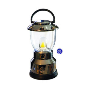 GE Battery Operated Camping Lantern