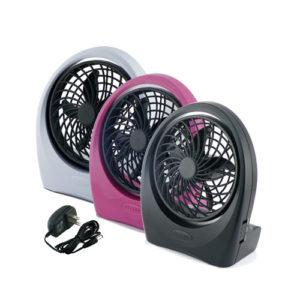 New Battery Operated Fans