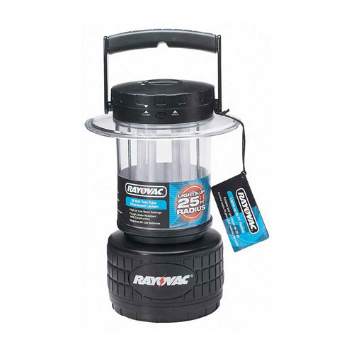 Rayovac Twin Tube Heavy Duty Camping Lantern