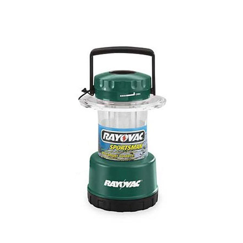 Rayovac 4D Battery Operated Lantern For Indoor or Outdoor Use