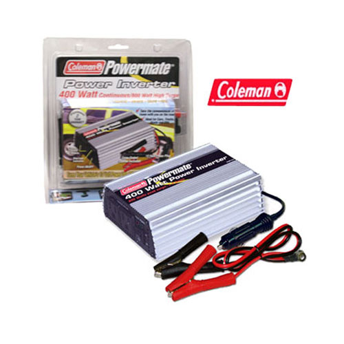 Coleman 12 Volt 400 Watt Power Inverter