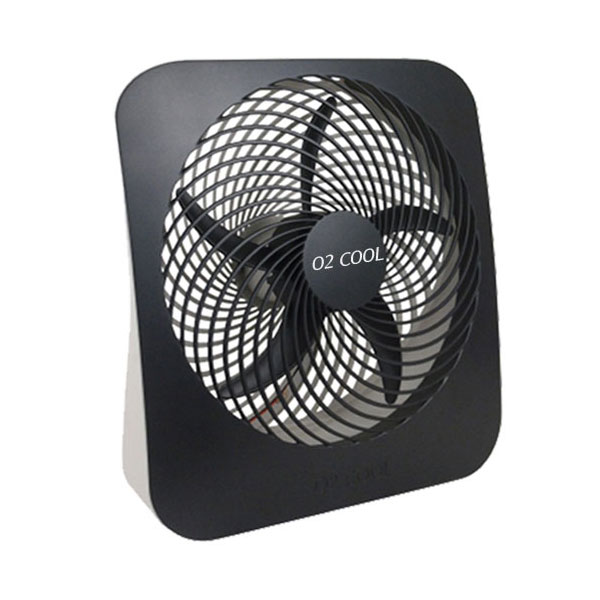 Large 6 Cell Battery Fan
