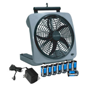 Large Battery Operated Fan