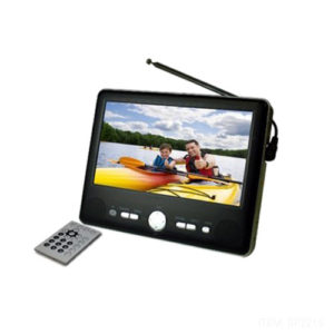 Axion Battery Operated TV