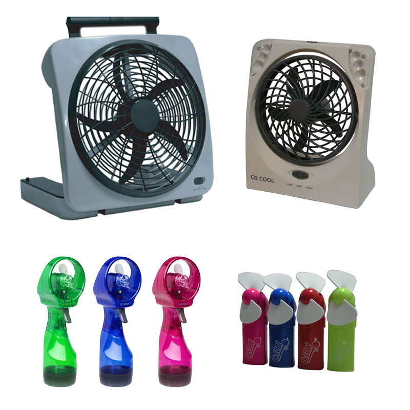All Battery Operated Fans Selection