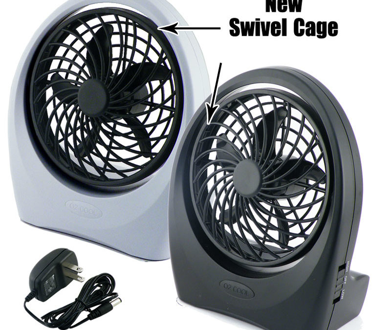 Best Battery Operated Fans Reviewed