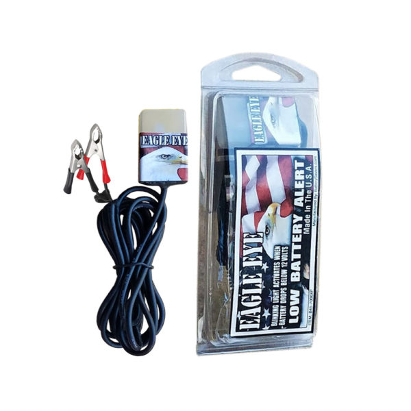 Eagle Eye 12 Volt Alarm Single Package