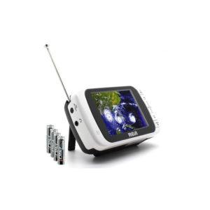 "RCA 3.5"" 320p LED LCD Pocket Digital TV"