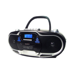 Boombox Radio CD Cassette Recorder
