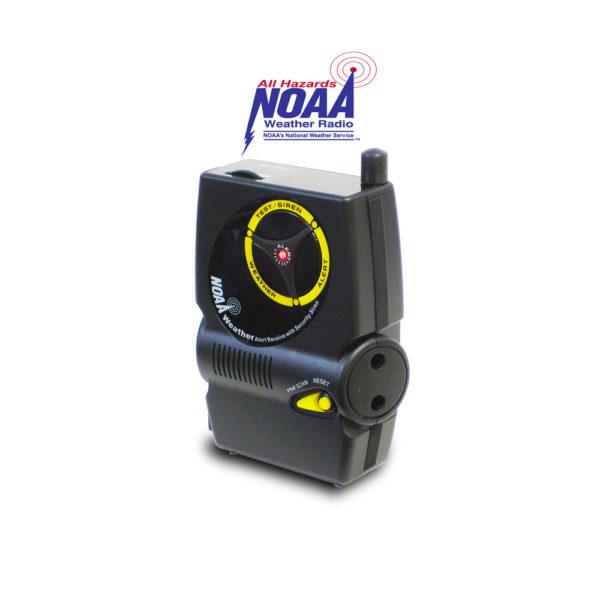 Battery Operated NOAA Weather Alert Radio