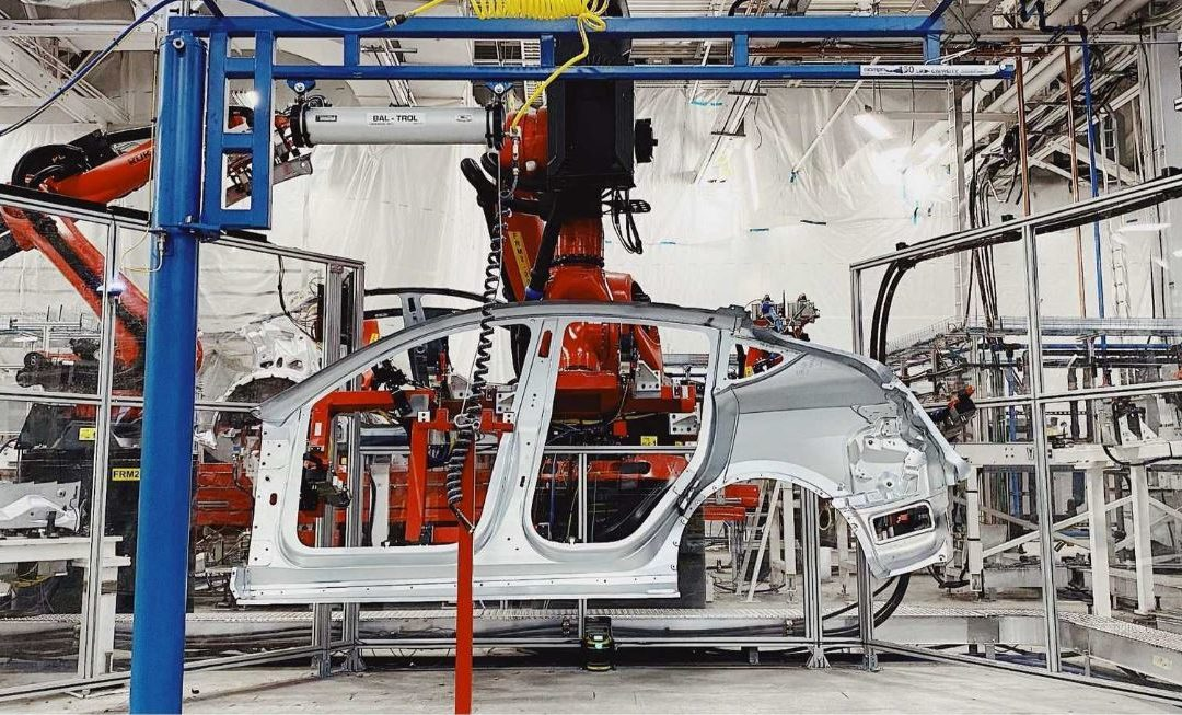 Tesla Is Updating Fremont Factory To Improve Model Y Production