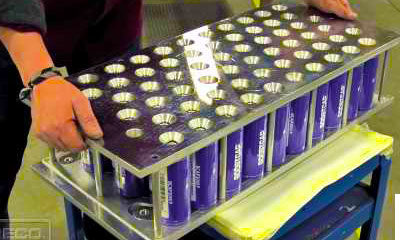 Battery Breakthrough – Ultra-Capacitor Power System to Replace the Electro-Chemical Batteries?!